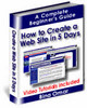 Thumbnail How to Create a Website in 5 Days (with MRR)