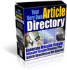 Your Own Article Directory with MRR