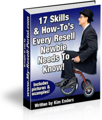 Product picture 17 Skills Every Newbie Should Know (MRR)