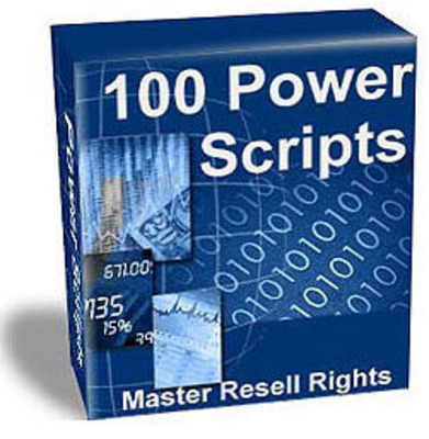 Product picture 100 Power Scripts with MRR