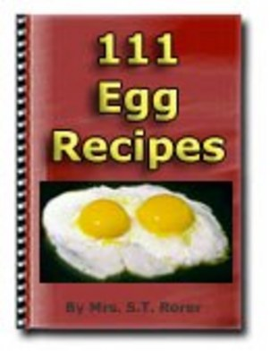 Product picture 111 Egg Recipes with MRR