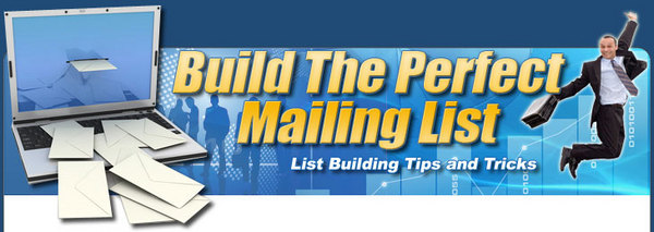 Product picture Build the Perfect Mailing List with MRR