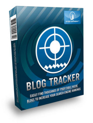Product picture Blog Tracker with MRR
